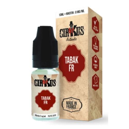 Tabak FR Liquid Authentic CirKus