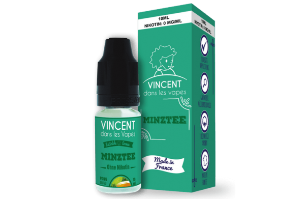 Minztee Liquid Vincent
